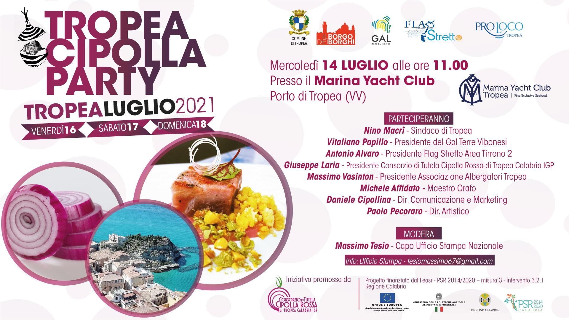 TROPEA CIPOLLA PARTY