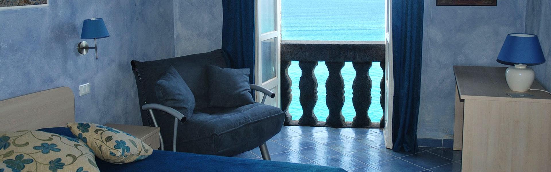 Blue Tropea Maison